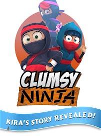 Clumsy Ninja Screenshot 6