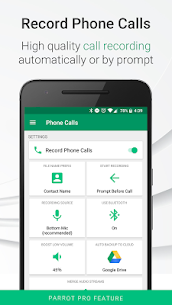 Parrot Voice Recorder Pro v3.7.5 build 306 MOD APK 4