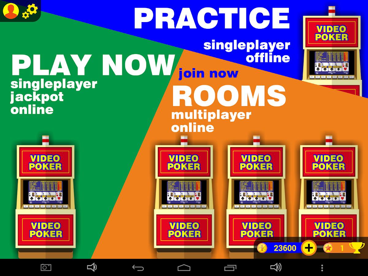 Видео покер игровые автоматы играть онлайн бесплатно
