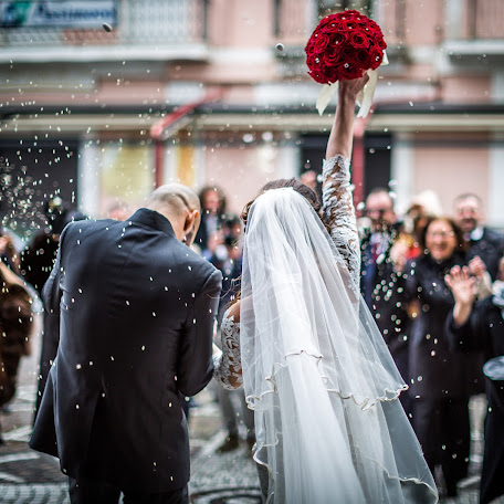 Wedding photographer Damiano Carelli (carelli). Photo of 07.03.2017