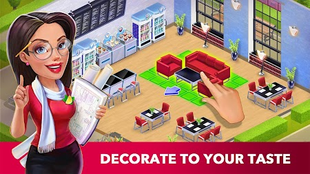 My Cafe: Recipes & Stories - World Cooking Game APK screenshot thumbnail 14