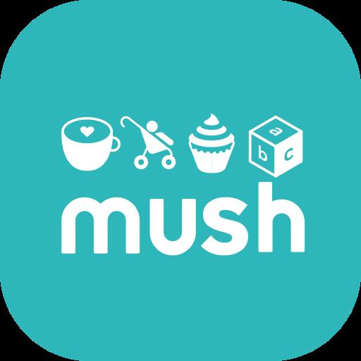 Mush - meet local mom friends