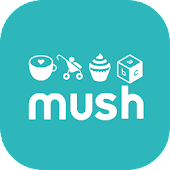 Mush - meet local mom friends