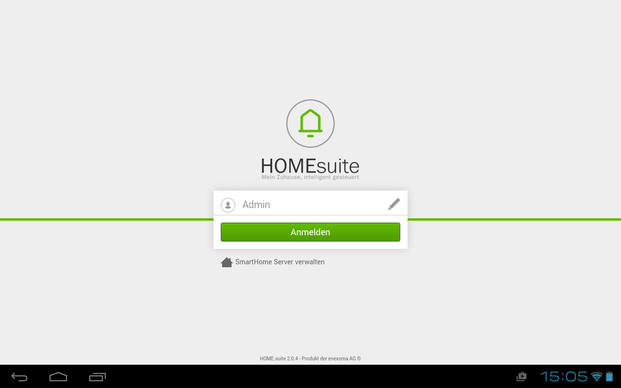 HOME.suite- screenshot