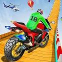 Sports Bike Stunt Game: Mega Ramp Bike Racing Game icon