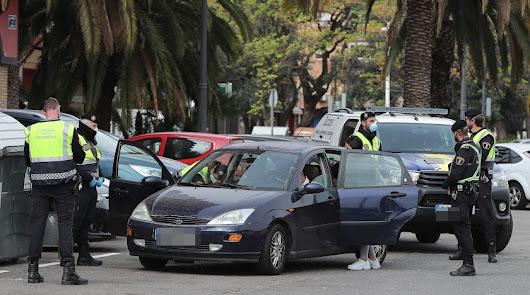 Almería, la provincia de España con más multas por saltarse el confinamiento