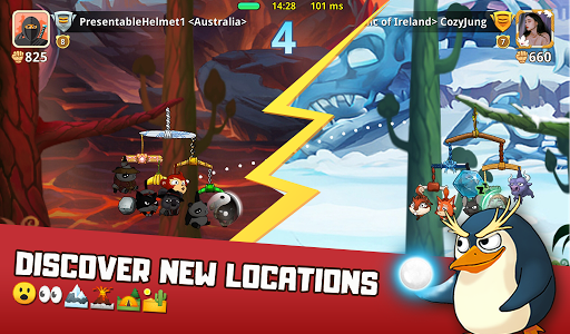 Critter Clash - screenshot