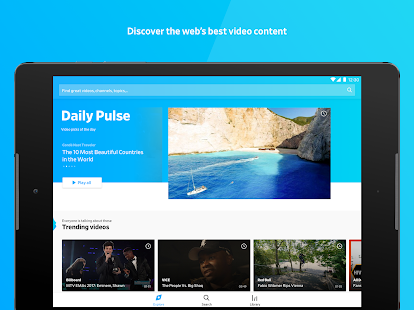 Dailymotion: Explore and watch videos Screenshot