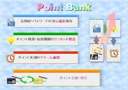 Easy point mgmt. wz.Point Bank screenshot 5
