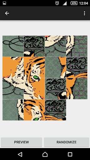 picture slide puzzle