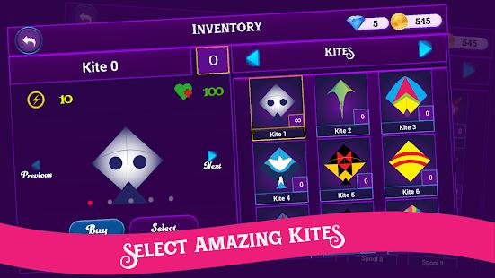 Kite games play