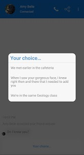 Friendzoned : Sms Game App Download For Android and iPhone 1