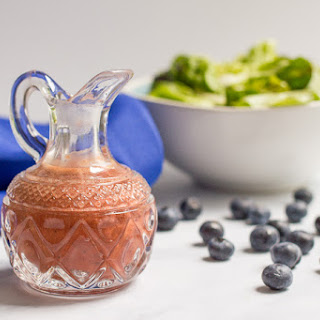 Blender Balsamic Blueberry Vinaigrette Recipe