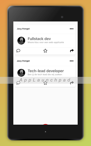 FutureApp screenshot 6