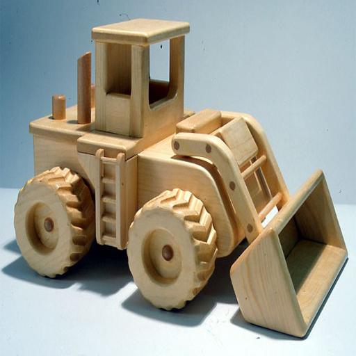 Wooden Toys Designs icon