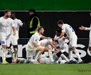 Europa League : La Gantoise crée la surprise en Allemagne, Dendoncker et les Wolves l'emportent, l'Espanyol fait un carton