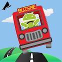 UK public transport info icon