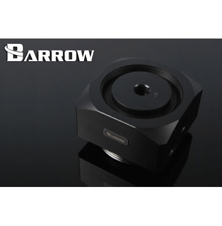 Barrow pumpe- og tankadapter for Laing D5 pumper, Acetal