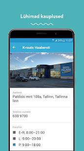 K-rauta Estonia - náhled