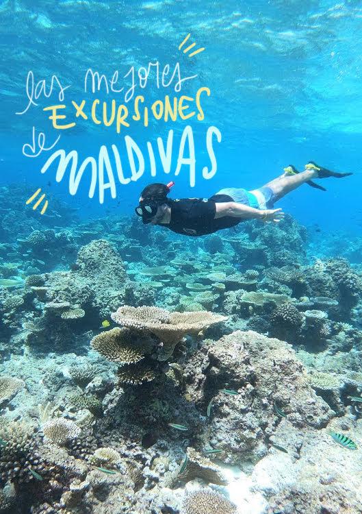 excursiones de Maldivas