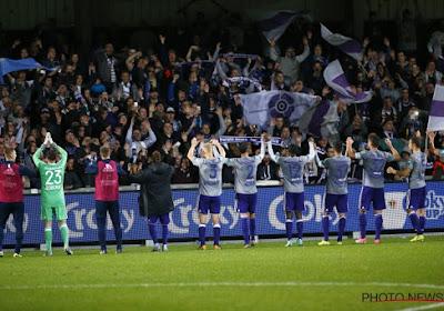 Quels changements à prévoir dans le onze d'Anderlecht face à Waasland-Beveren ?