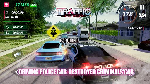 Traffic Fever-Racing game apktram screenshots 5