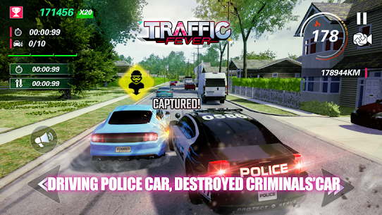 Traffic Fever-Racing game 5