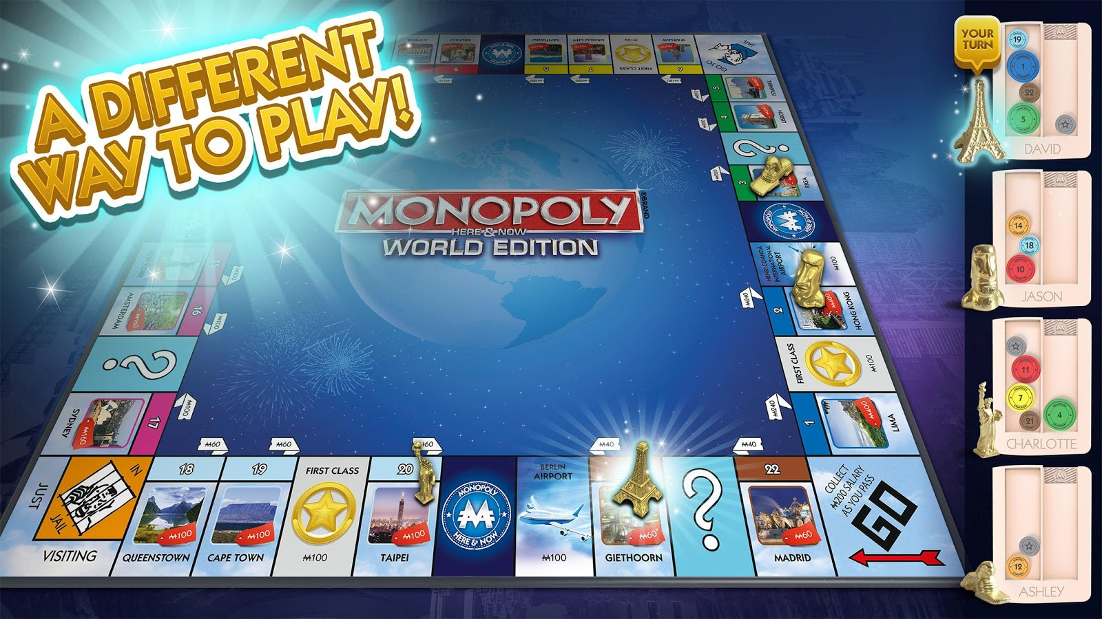 MONOPOLY HERE & NOW – скриншот