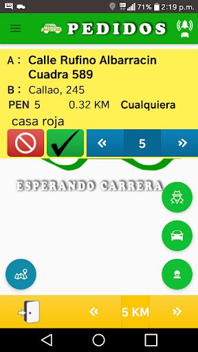 Radio Taxi Torval Conductor screenshot 1