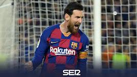 Messi se queda.