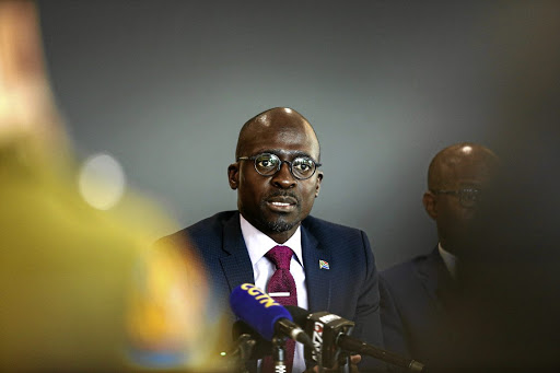 Finance Minister Malusi Gigaba. Picture: Moeletsi Mabe