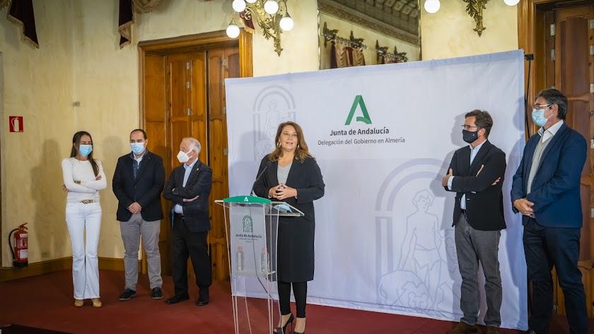 El Ejecutivo andaluz suma 38 millones para obras hidráulicas en la provincia de Almería a los 92 millones ya establecidos