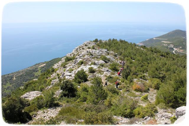 Predavanje o Mljetu - priprema za Dane hrvatskih planinara
