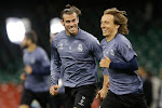 Quand Luka Modric évoque le cas Gareth Bale