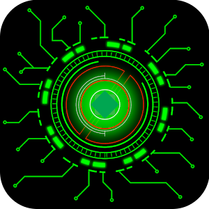 Circuit Launcher - Next Generation theme, fast for PC