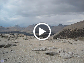 Video: video from top of Bighorn Plateau with 360 degree mountains!