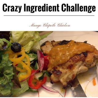 Mango Chipotle Chicken Recipe