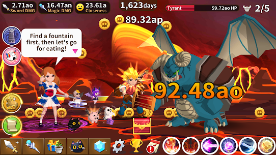 Demon Princess Marie Apk Download For Android and Iphone 8
