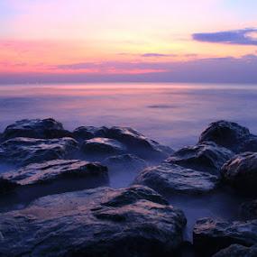 batu pantai by Tri Hendro Kusumo - Nature Up Close Rock & Stone