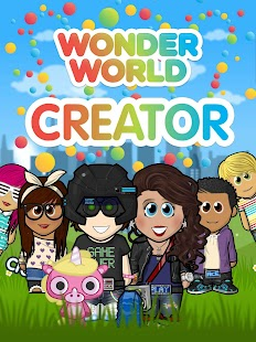 Wonder World Creator Screenshot