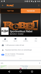 Rebelsport- screenshot thumbnail