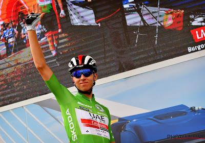 Pogacar voert nieuwe numero op en wipt alsnog op het podium, Roglic zonder ongelukken eindwinnaar in Vuelta
