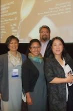 Photo: APIC Invited Session - Immigration Reform & the ACA featuring Kathy Ko Chin, Rhodora Ursua, Hon. Mee Moua and Jeff Caballero