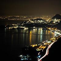 Taormina by night di
