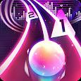 Infinity Run: Rush Balls On Rhythm Roller Coaster icon