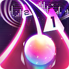 Infinity Run: Rush Balls On Rhythm Roller Coaster icon