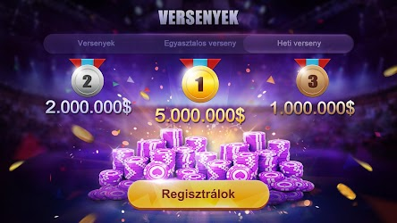 Póker Magyarország HD APK Download – Free Card GAME for Android 4