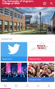 UVa-Wise Student Life - náhled