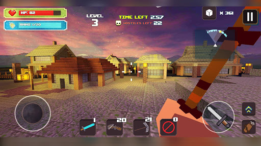 Dungeon Hero: A Survival Games Story 1.71 screenshots 7