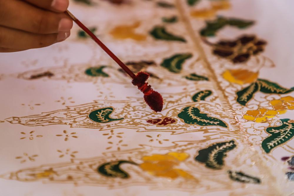 Batik Making